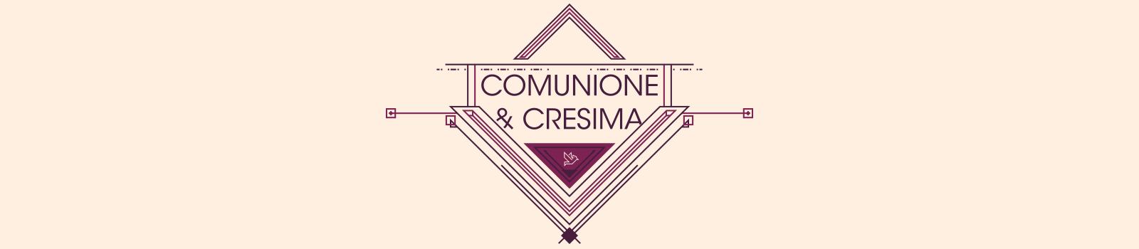 comunione, cresima