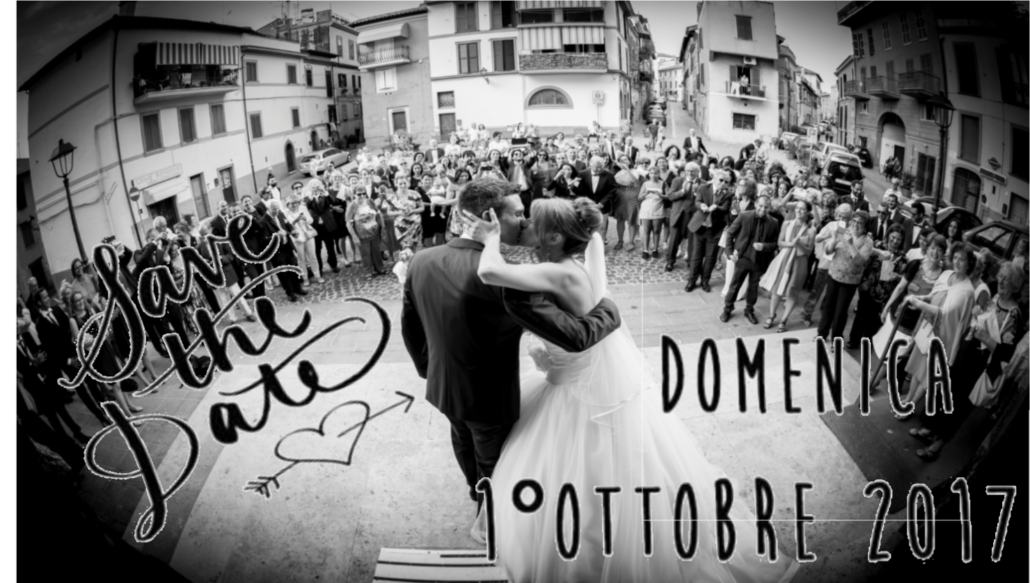 sposi save the date