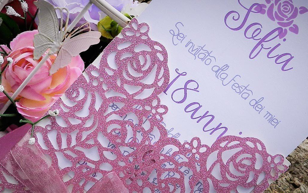 Inviti Personalizzati Per Il Diciottesimo Compleanno
